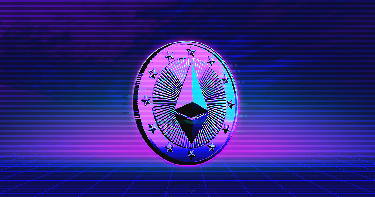 Blog cover picture – Ethereum Foundation grant